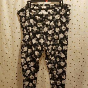 LuLaRoe Pants & Jumpsuits - Lularoe Mickey Mouse Leggings TC2